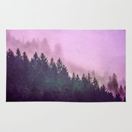 Misty Mountain Pass Rug