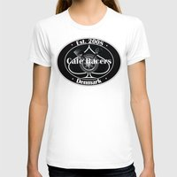 cafe racer T-shirts featuring Cafe Racer  by Peter G. Brandt