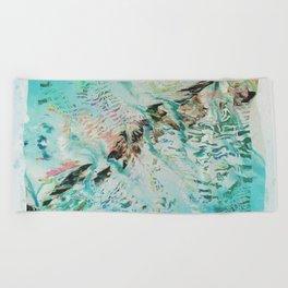 SPLLRGGR Beach Towel