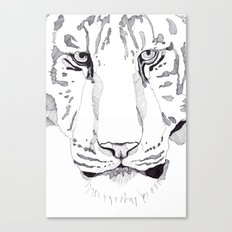 Tiger. Canvas Print