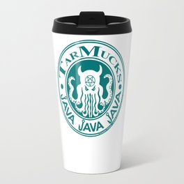 Tarmucks Java - Coporate Coffee House Franchise Travel Mug