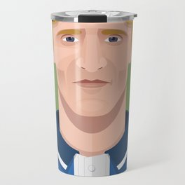Tony Adcock Travel Mug