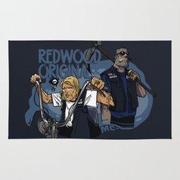 Redwood Original Rug