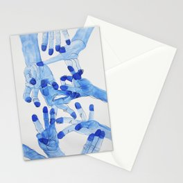 Cold Hands Stationery Cards