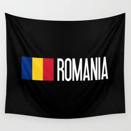 Romania: Romanian Flag & Romania Wall Tapestry