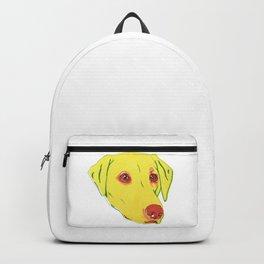 Yellow Labrador Backpack