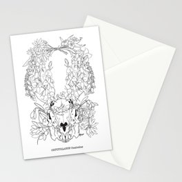 Bluebell (Lineart) Stationery Cards