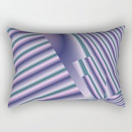 pattern and color -100- Rectangular Pillow