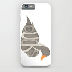 Ducks Typography iPhone 6s Slim Case