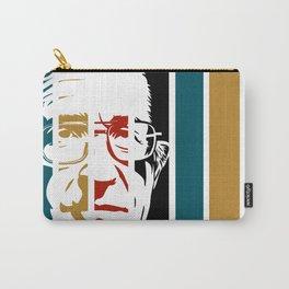 Noam Chomsky Retro Homage Carry-All Pouch