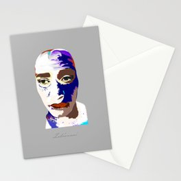 Zabéonnai, She Keeps the Secrets of the Universe Stationery Cards