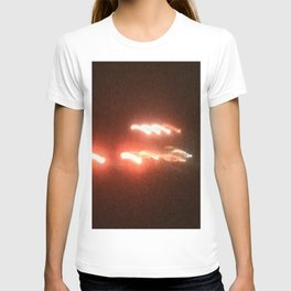 Abstracte Light Art in the Dark 19 T-shirt