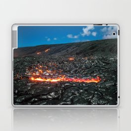 Lava field Laptop & iPad Skin