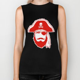 Who wants to be a Pirate?!? Biker Tank
