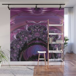 Mona Elisa Wall Mural