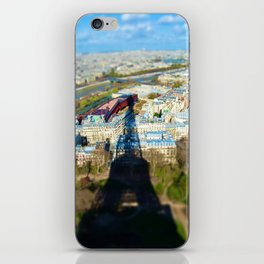 Paris : Tilt Shift iPhone Skin