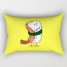 Foods Of The World: Japan Rectangular Pillow