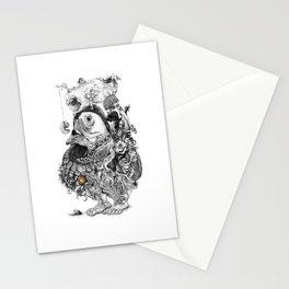 organism Stationery Cards