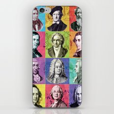 Composers Compilation iPhone & iPod Skin
