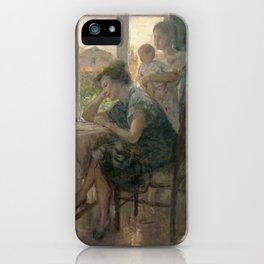 After School Lessons iPhone Case