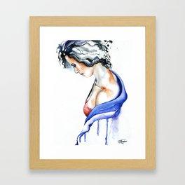 Loud Silence Framed Art Print