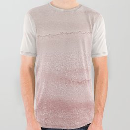 WITHIN THE TIDES - BALLERINA BLUSH All Over Graphic Tee