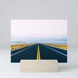 Escape to Antelope Island Mini Art Print