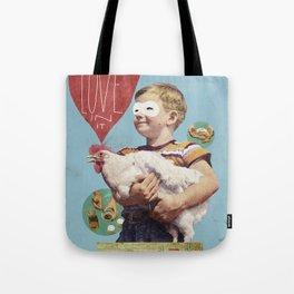 love in it Tote Bag