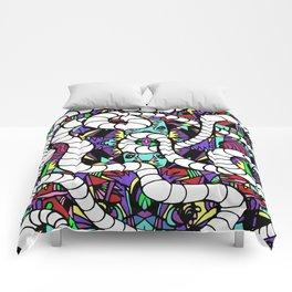 Tubular Comforters