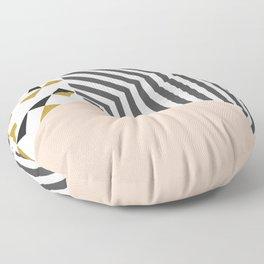 Pink&Gold Room #society6 #decor #buyart Floor Pillow