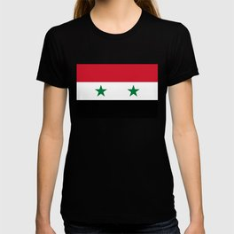 National flag of Syria T-shirt