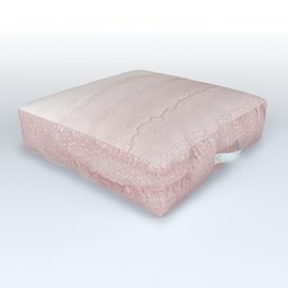 WITHIN THE TIDES - BALLERINA BLUSH Outdoor Floor Cushion