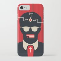 jfk iPhone & iPod Cases featuring JFK by Michael Fisher