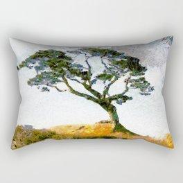 Pine Tree Fine Art Rectangular Pillow