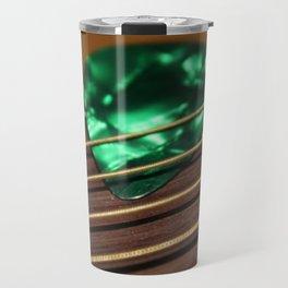 Emerald Pick Travel Mug
