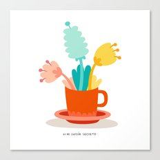 Cup Canvas Print