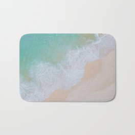 summer beach xxxvi / barra da tijuca, brazil Bath Mat