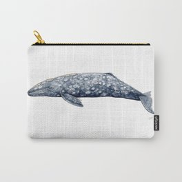 Grey whale Carry-All Pouch
