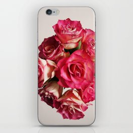 Roses bought with love don't die that easily iPhone Skin