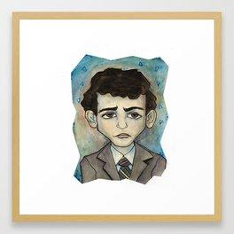 Chas Framed Art Print