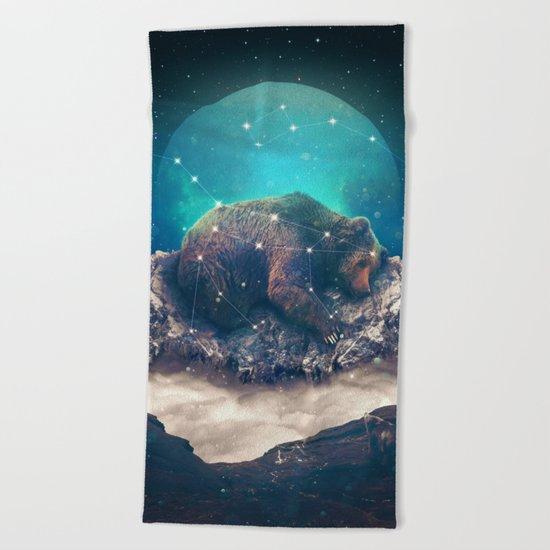 Under the Stars | Ursa Major Beach Towel