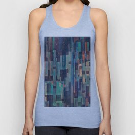 Night in the African Savannah Unisex Tank Top