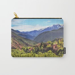 The Atlas Mountains Morocco Carry-All Pouch