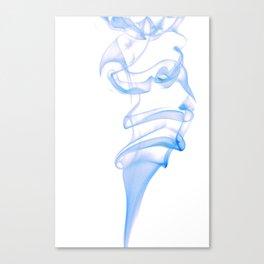 Smoke 6 Canvas Print