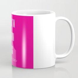 B**** I'm My Own Boss Coffee Mug