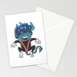 Nigthcrawler (Rondador Nocturno) Stationery Cards