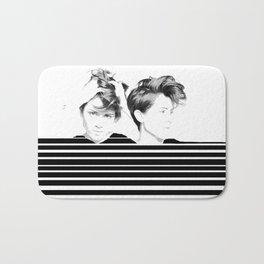 Tegan & Sara Bath Mat