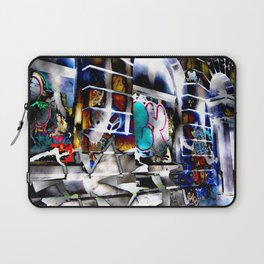 Bowery Graffiti Laptop Sleeve
