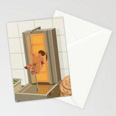 Donna kebab Stationery Cards