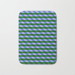 Color_Stripe_2019_002 Bath Mat